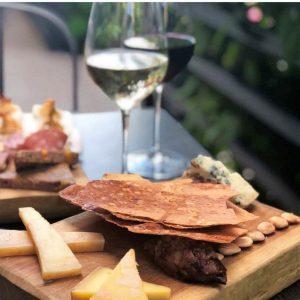 Urban Farmer Cheese Board