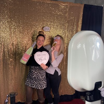 Glitter Booth