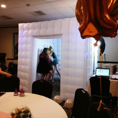 Booth Inflatable 4