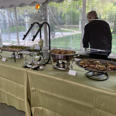 Perfect Setting Catering Hot Food Station