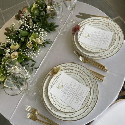 Perfect Setting Catering Sweetheart Table