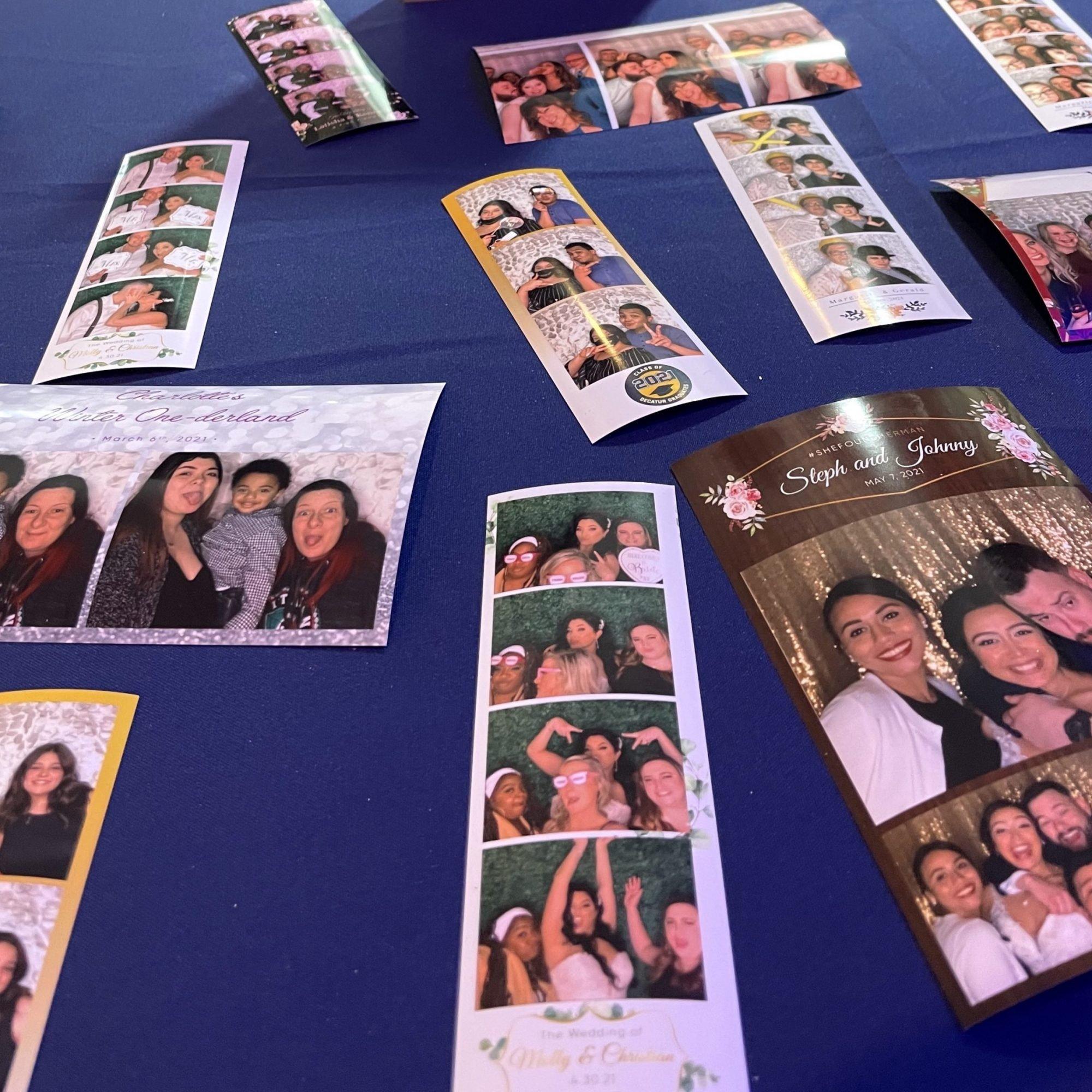 Photo print examples