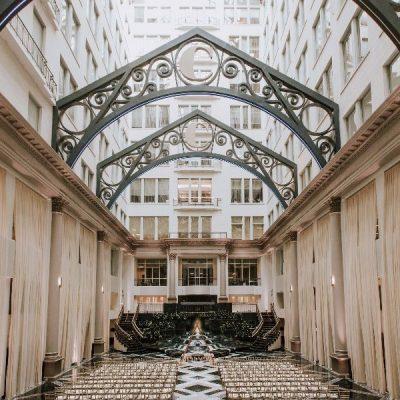 The Curtis Atrium
