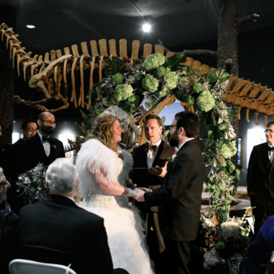 Unique Venue wedding features