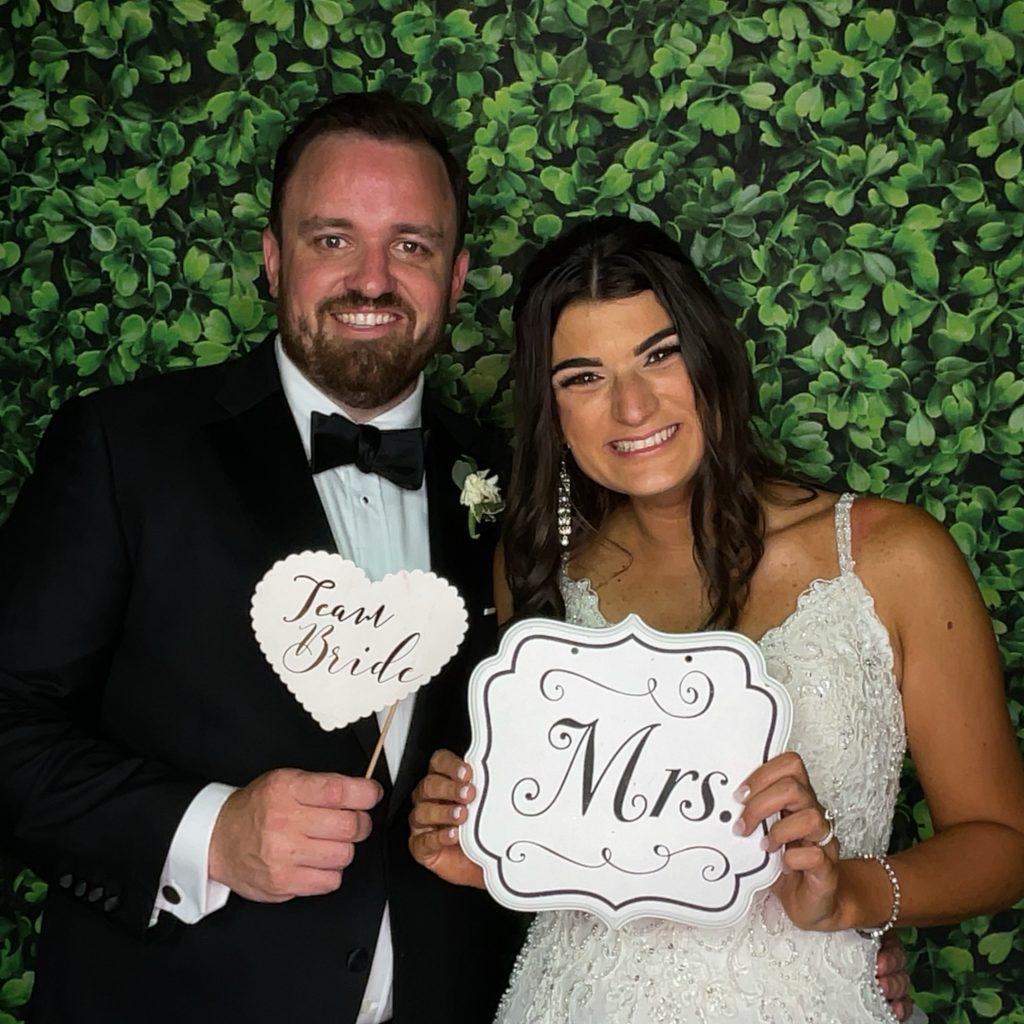 Weekday Wedding Couple