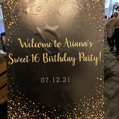 Ariana's Sweet 16 Birthday