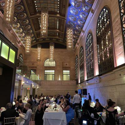 Union Trust Philly Wedding