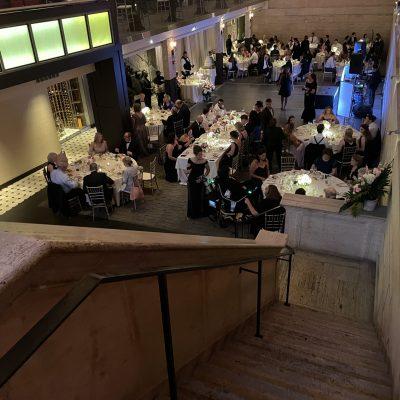 Union Trust Balcony Philly Wedding