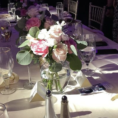 Something Different in Flowers Table