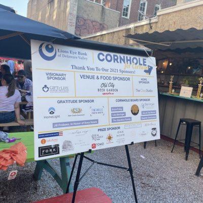 Charity Event Sponsors