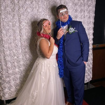 Connor and Tori Photo Booth